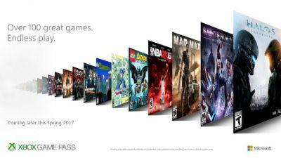 Xbox Game Pass Coming In June