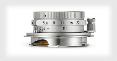 Leica Unveils New Summaron-M 28mm f/5.6, the Rebirth of a Classic Lens