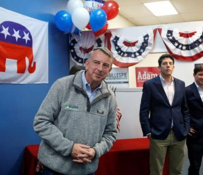 Trump throws GOP candidate Ed Gillespie under the bus following his Virginia election loss