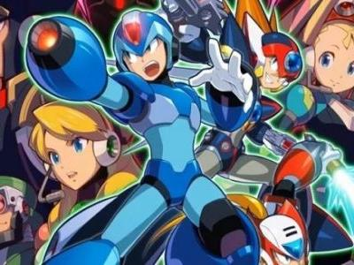 Mega Man X Legacy Collection Soundtrack Album Possibly Teasing New Game