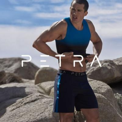 Pietro Boselli Works Out for Petra Summer '19 Campaign