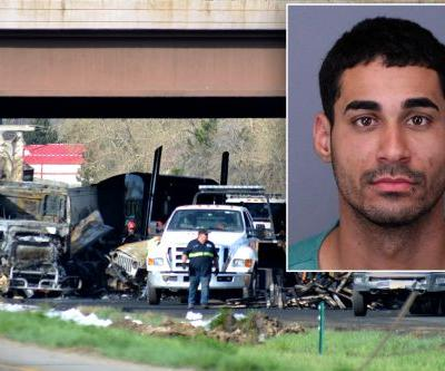 Semi-truck driver arrested in deadly pileup on I-70 in Colorado