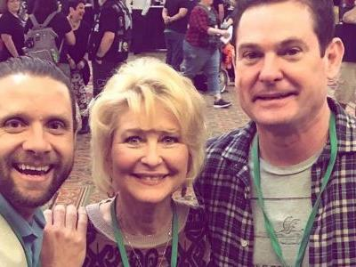 E.T. & Cujo Mom Dee Wallace Reunites with Her On-Screen Sons
