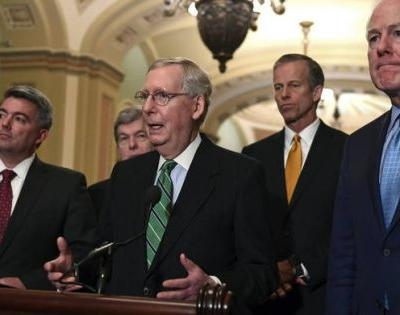 The Latest: Senate rejects bipartisan immigration bill