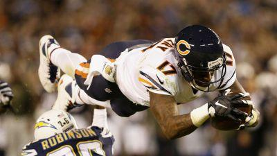 Bears WR Alshon Jeffery suspended 4 games for PED use
