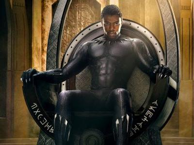 'Black Panther' is now the highest domestic grossing superhero movie of all-time - and it did it in just 36 days
