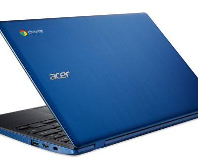 Acer launches a new Chromebook 11 with USB-C