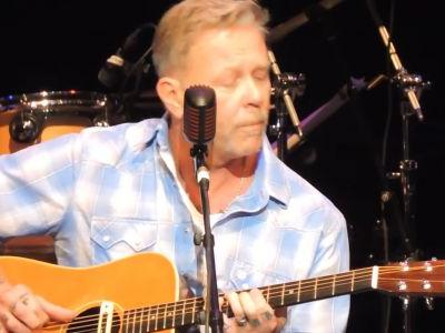 Watch James Hetfield Cover Eddie Money At Surprise First Performance Since Rehab