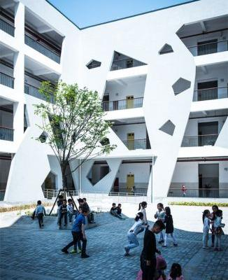 Xiashan Primary School / STI Studio from the Architectural Design & Research Institute of Zhejiang University