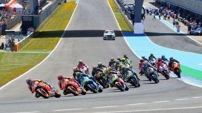 MotoGP Race Results From the Spanish Grand Prix at Jerez