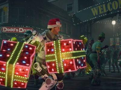 Dead Rising 4: Frank's Big Package makes a 50-year old man cosplay to survive
