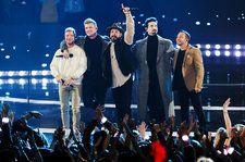 Backstreet Boys Bust Out Peppy 'No Place' & 'I Want It That Way' Performance at iHeartRadio Music Awards