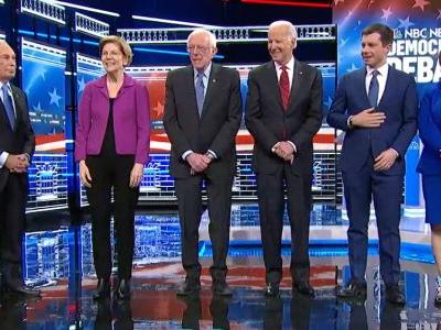 BREAKING: NBC Democratic Debate Most Watched in History With About 20 Million Viewers