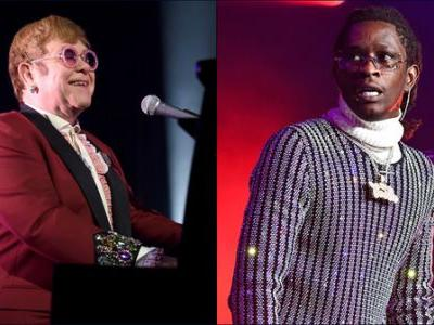 Young Thug's Remix Of Elton John's 'Rocket Man' Is Totally Unexpected
