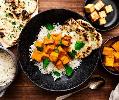 No Chicken Butter Chicken Recipe