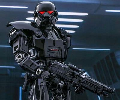 Hot Toys Unveils The Mandalorian's Dark Trooper Figures!