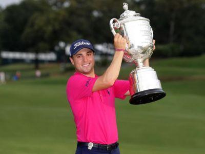 'So awesome, dude': Justin Thomas one-ups longtime friend Jordan Spieth with PGA Championship win