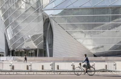 7 Best Photos of Frank Gehry's Fondation Louis Vuitton Building Win MyFLV Contest