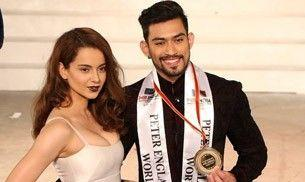 Lucknow boy Jitesh Singh Deo wins Mr India World 2017; to represent India on world stage