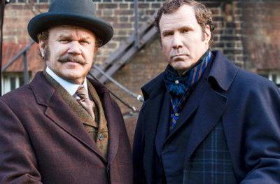 Holmes & Watson Trailer Has Will Ferrell and John C. Reilly