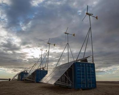 How mobile labs are changing Arctic science