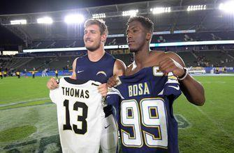 Photos: New Orleans Saints beat Los Angeles Chargers 13-7