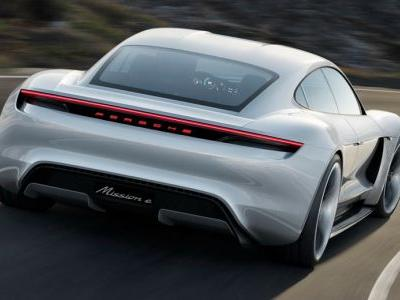 Porsche Mission E To Start At About $85,000