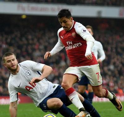 Arsenal 2 Tottenham 0: Ozil and Sanchez come up trumps for Wenger