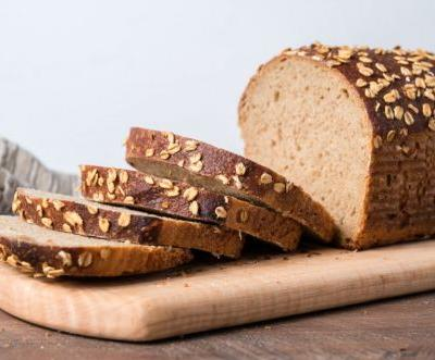 Multigrain Sourdough Sandwich Bread: Dark, dense, and delightful