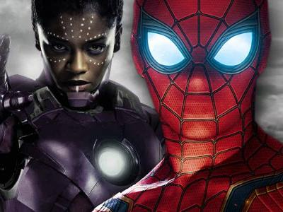 Shuri Should Replace Iron Man In The Spider-Man Sequel