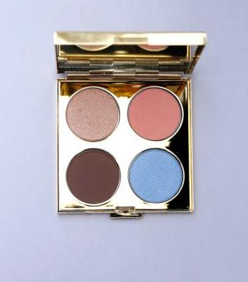 MAC Padma Lakshmi Collection: 3 Things to Know About the Lakshmi Eye Shadow X 4 Quad in Desert Dusk