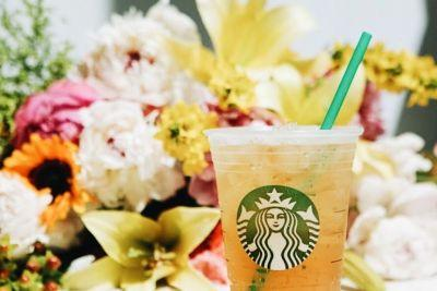 This Healthy Version Of Starbucks' Piña Colada Iced Tea Is The Perfect Summer Drink