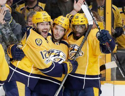 Predators captain Fisher retires after 17 seasons in NHL