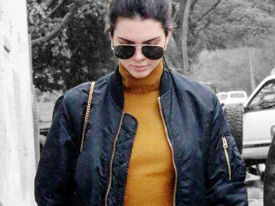 This Is The Definitive Kendall Jenner Outfit, According To Kendall Jenner