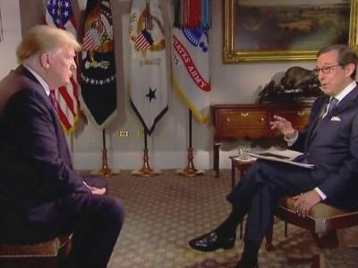 SHOWDOWN: Trump to Face Off Against Fox's Chris Wallace This Sunday Despite Repeatedly Bashing Him in Recent Months