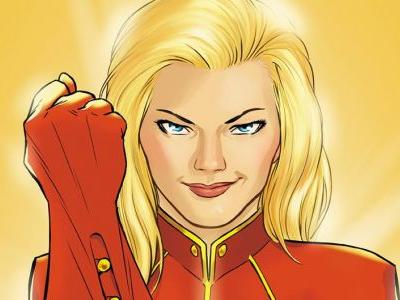 What you need to know about Captain Marvel, who will play a big role in the next 'Avengers' movie