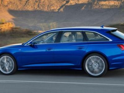 The New A6 Avant Is Audi's 'Shooting Brake Without Compromises'
