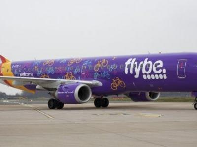 Suspected 'technical fault' forces Flybe flight to make emergency landing