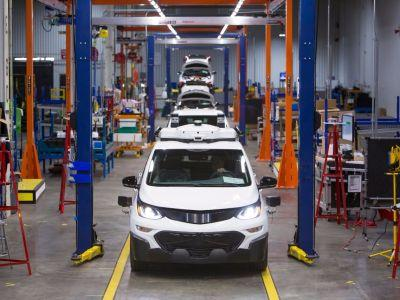 MORGAN STANLEY: GM has a chance to nail the 'Auto 2.0' revolution