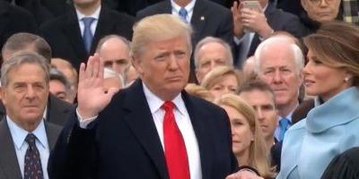 Donald Trump takes oath of office-what to expect from an unexpected presidency
