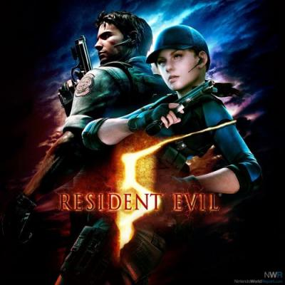Resident Evil 5 And 6 Scare Up October 29 Release