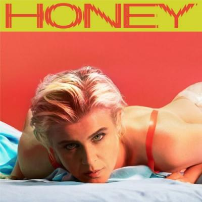 Robyn releases first album in eight years, Honey: Stream