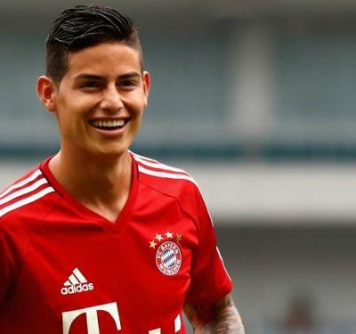 James Rodriguez's dad reveals reason his son ditched Real Madrid for Bayern Munich