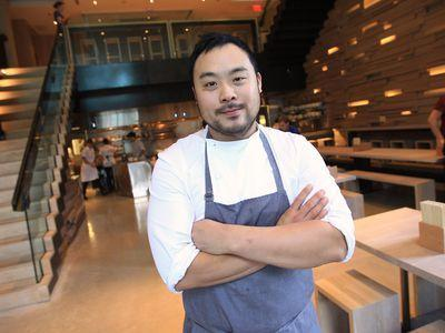 David Chang's First LA Restaurant Opens Tonight