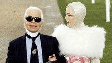A Look Back At Karl Lagerfeld's Iconic Fashion Career In Photos