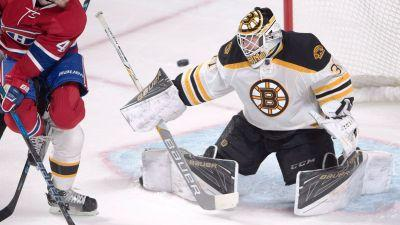 Bruins sign goaltender Zane McIntyre to two-year, two-way deal