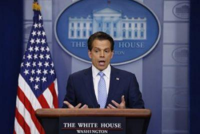 Scaramucci vows to crack down on White House leaks to the media