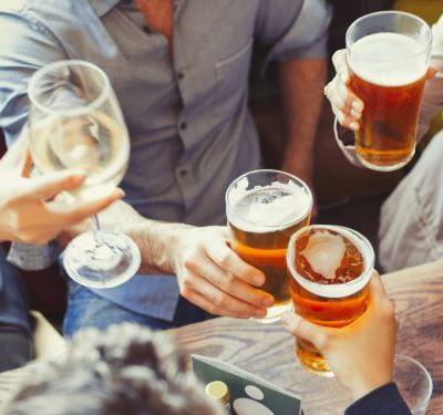 It's a complete myth that drinking beer before wine will prevent a hangover