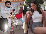 Smoking trendy hookah waterpipes 'may increase your risk of heart attacks and strokes'