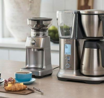 Breville's new $300 drip coffee maker lets you control the most minute brewing details - I could taste the difference